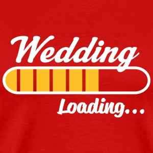 Wedding Loading... T-Shirts - Männer Premium T-Shirt