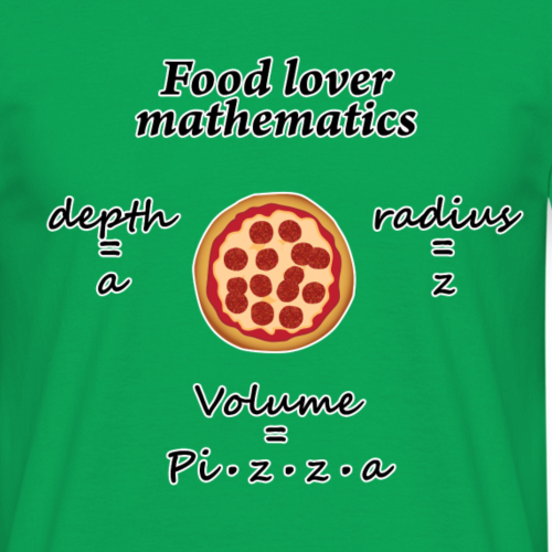 Food lover mathematics