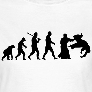 Evolution: Aïkido T-Shirts - Women's T-Shirt