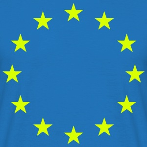 Living EU Flag T-Shirts - Men's T-Shirt