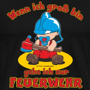 suchbegriff feuerwehrmann t shirts spreadshirt. Black Bedroom Furniture Sets. Home Design Ideas