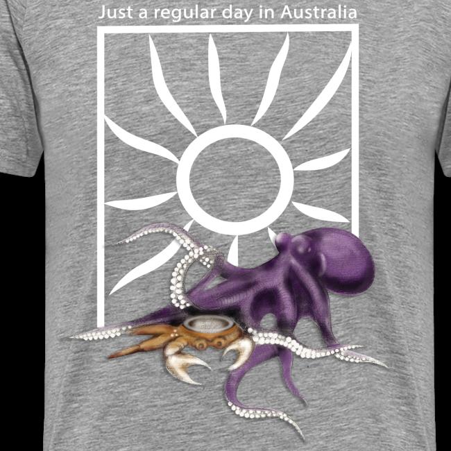 Octopus vs Crab (Men's Premium)