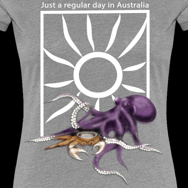 Octopus vs Crab (Ladies Premium)