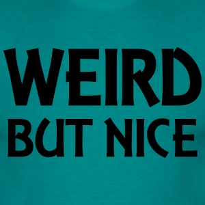 Weird but nice T-shirts - Herre-T-shirt