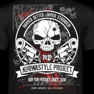 Design ~ Kurwastyle Project 2016 T-Shirt
