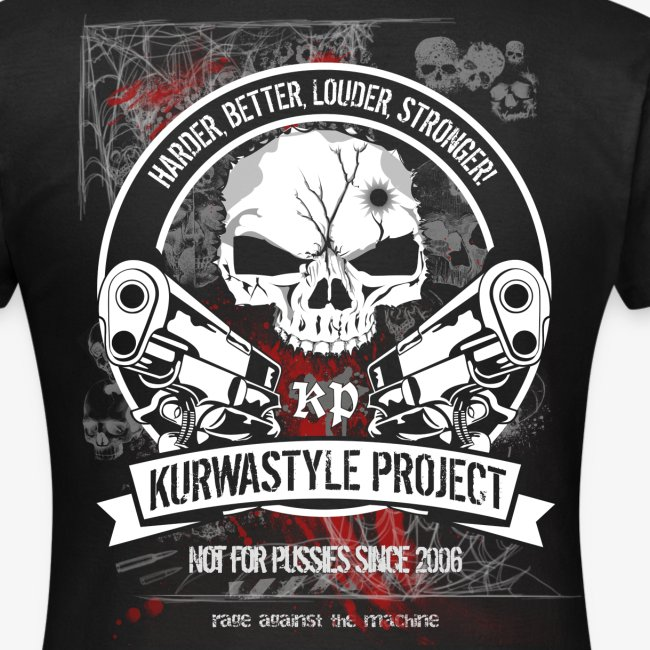 Kurwastyle Project 2016 Women's T-Shirt