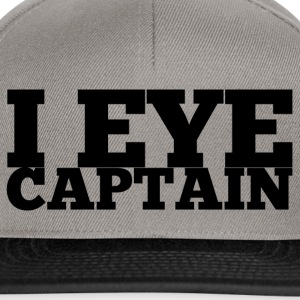 I Eye Captain - Snapback Cap