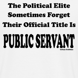 Political Elite - Men's T-Shirt