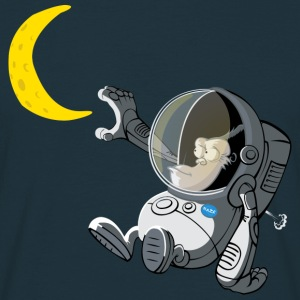 Space monkey - T-shirt Homme