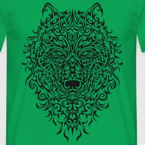Wolf - T-shirt Homme