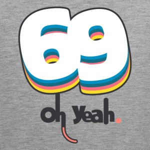 69 oh yeah Sports wear - Men's Premium Tank Top