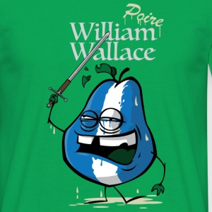 Poire William Wallace - T-shirt Homme