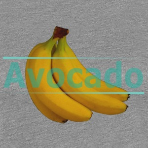 Banana & Avocado - Frauen Premium T-Shirt