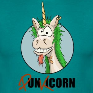 Unicorn Punkicorn T-Shirts - Men's T-Shirt