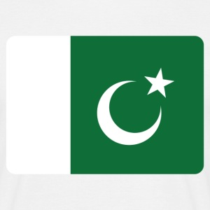 PAKISTAN FLAG! T-shirts - Herre-T-shirt