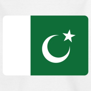 PAKISTAN FLAGG! Skjorter - T-skjorte for barn