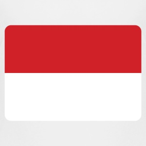 INDONESIEN FLAGGE T-Shirts - Teenager Premium T-Shirt