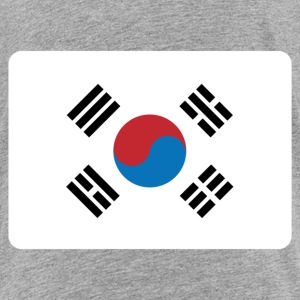 SOUTH KOREA FLAG Shirts - Kids' Premium T-Shirt