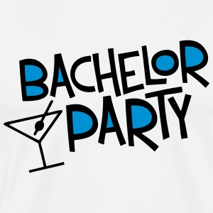bachlor_party2 T-Shirts - Männer Premium T-Shirt