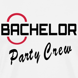 party_crew3 T-Shirts - Männer Premium T-Shirt