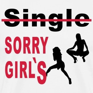 sorry_girls T-Shirts - Männer Premium T-Shirt