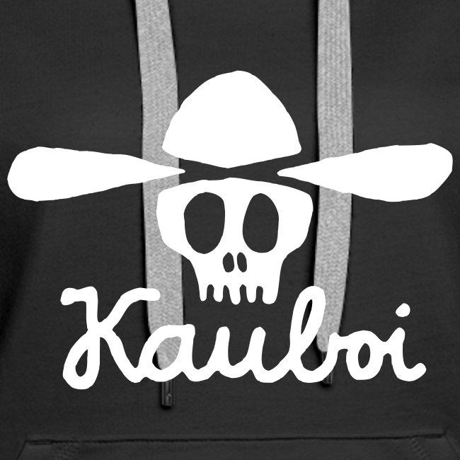Lady-Kapuzenpulli Kauboi