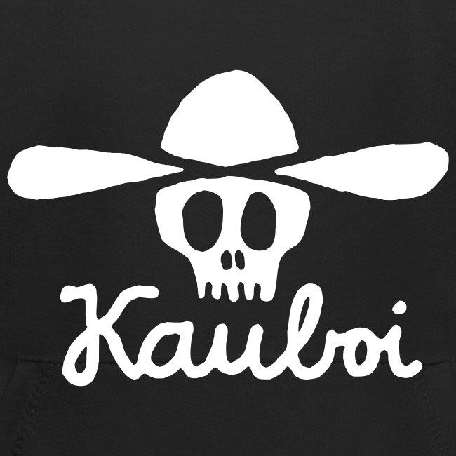 Kinder-Kapuzenpulli Kauboi