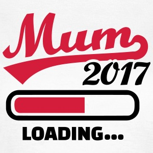 Mum 2017 T-Shirts - Frauen T-Shirt