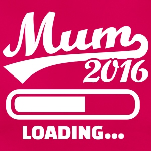 Mum 2016 T-Shirts - Frauen T-Shirt