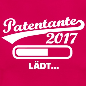 Patentante 2017 T-Shirts - Frauen T-Shirt
