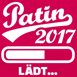 Patin 2017 T-Shirts - Frauen T-Shirt