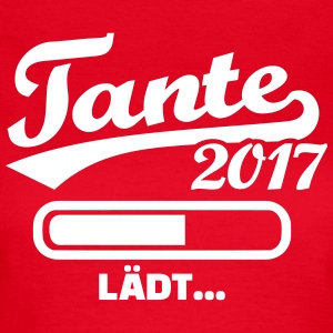 Tante 2017 T-Shirts - Frauen T-Shirt