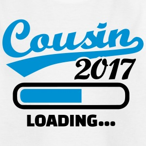 Cousin 2017 T-Shirts - Kinder T-Shirt