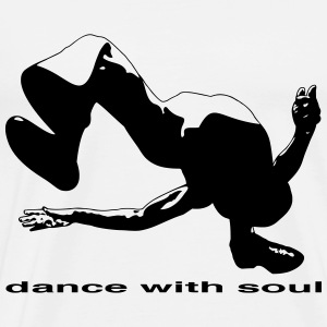 Dance With Soul - Men's Premium T-Shirt