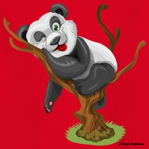 Panda Tree - Kids' T-Shirt