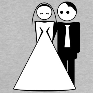 couple / wedding / mariage / bride and groom 2c Baby T-Shirts - Baby T-Shirt