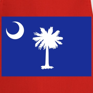 Flag South Carolina Grembiuli - Grembiule da cucina