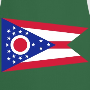 Flag Ohio  Aprons - Cooking Apron