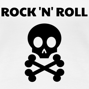 Rock / Metal / Punk / Rock 'n' Roll T-shirts - Premium-T-shirt dam