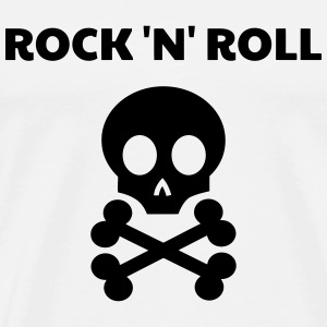 Rock / Metal / Punk / Rock 'n' Roll Tee shirts - T-shirt Premium Homme