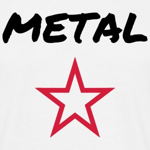 Rock / Metal / Punk / Rock 'n' Roll T-shirts - T-shirt herr
