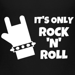 Rock / Metal / Punk / Rock 'n' Roll / Musik T-Shirts - Kinder Premium T-Shirt