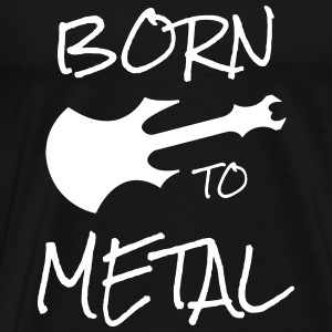 Rock / Metal / Punk / Rock 'n' Roll T-shirts - Mannen Premium T-shirt