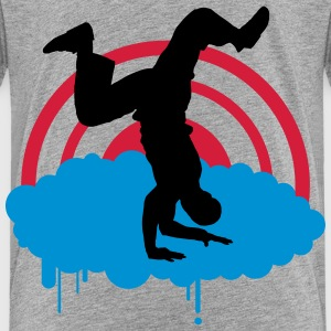 Breakdancer T-Shirts - Kinder Premium T-Shirt