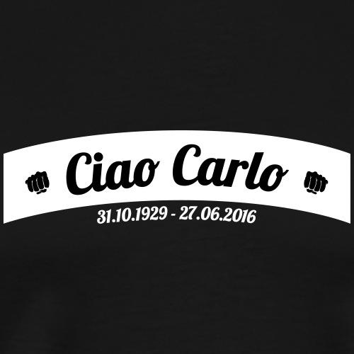 Ciao Carlo