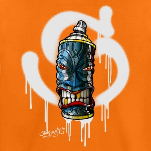SPRAY A TIKI s-a01rb-07 T-Shirts - Kinder Premium T-Shirt