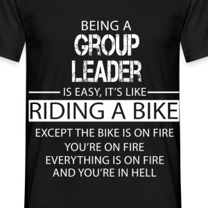 Group Leader T-Shirts - Men's T-Shirt
