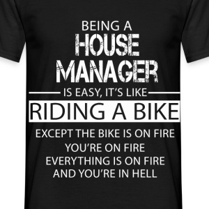House Manager T-Shirts - Men's T-Shirt