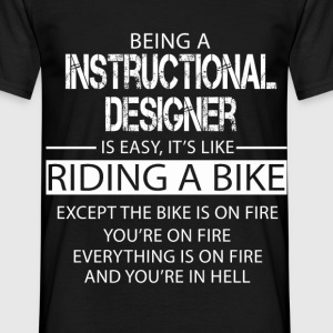 Instructional Designer T-Shirts - Men's T-Shirt