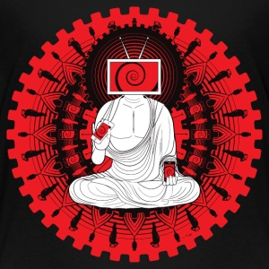 Manipulated Buddha T-shirts - Premium-T-shirt barn